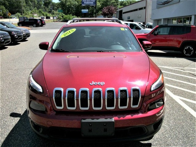 Certified Pre-Owned 2015 Jeep Cherokee Latitude