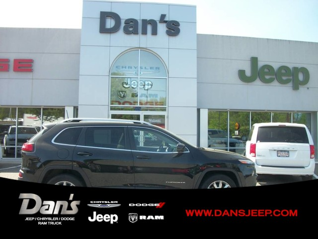 Certified Pre-Owned 2016 Jeep Cherokee Limited
