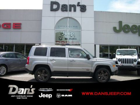 Certified Pre-Owned 2016 Jeep Patriot 75th Anniversary